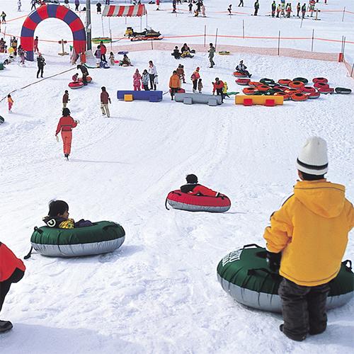 日本 上越滑雪場