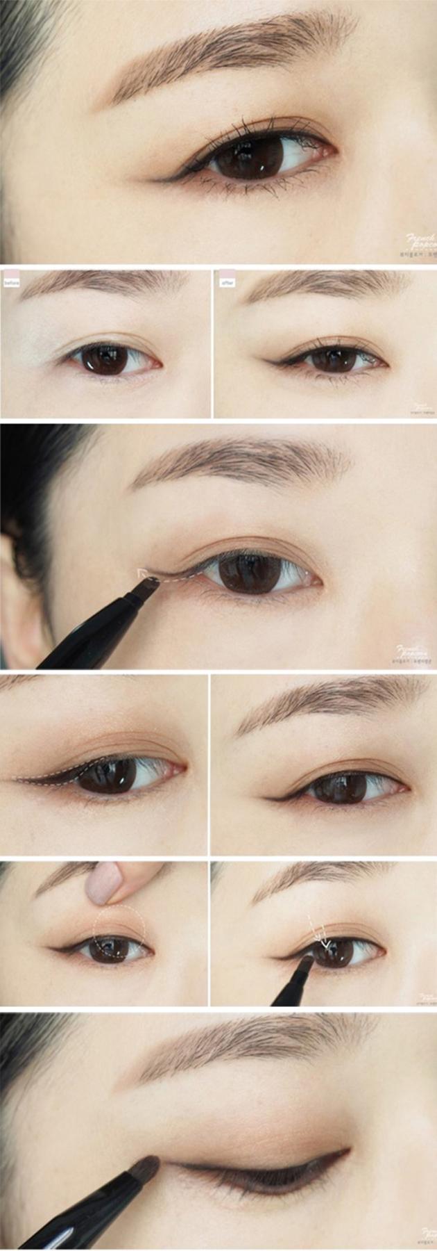 Thin-Eyeliner