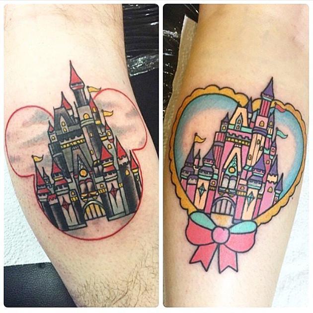 Matching-Disney-Castles