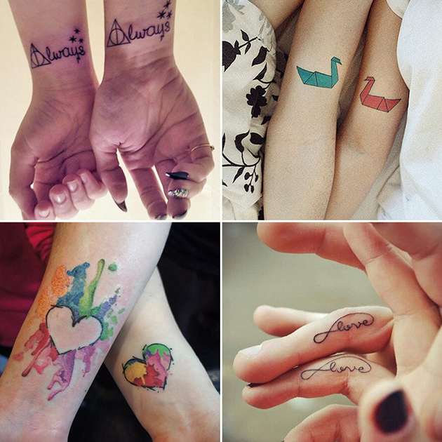Matching-Tattoo-Ideas