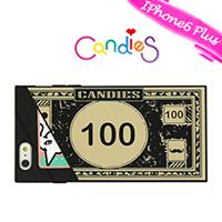 Candies100元鈔票IPhone 6 Plus保護殼