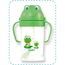 DOOBY【大眼蛙】神奇喝水杯-250ml