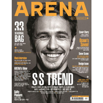 ARENA韓國版2月號2015第108期