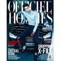 L'OFFICIEL HOMMES (KOREA)2月號2015