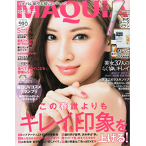 MAQUIA 5月號/2015─附腮紅刷&Obagi美容液試用組 月刊