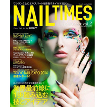 NAIL TIMES美麗指甲彩繪造型技術特集 VOL.2