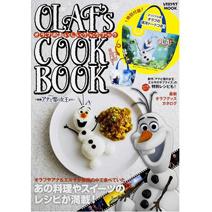 冰雪奇緣雪寶可愛美味料理特刊:附保冷提袋