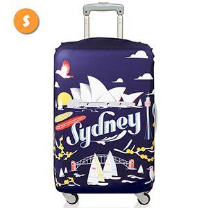 城市系列行李箱外套