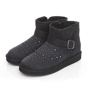 鑽面短筒雪靴