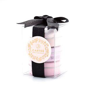 馬卡龍護唇膏禮盒(草莓+水蜜桃+葡萄)