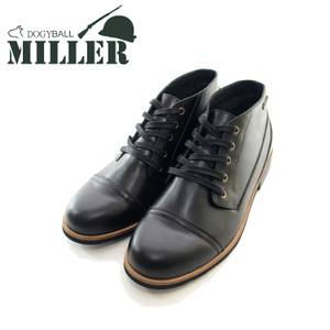 MILLER 全皮靴