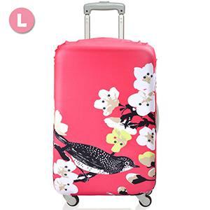 行李箱套-櫻桃花