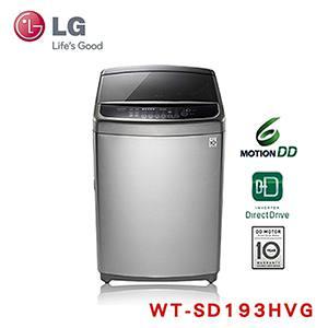 19KG 直立式變頻洗衣機