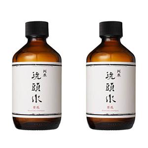 苦瓜洗頭水兩瓶組-清涼舒緩(中性)