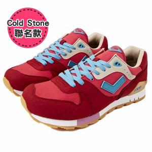 草莓美莓冰紛慢跑女鞋
