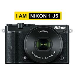 Nikon J5 10-30mm kit