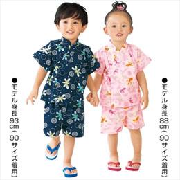 [日本空運]100%純棉觸感溫和浴衣