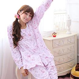夢遊棉質居家睡衣