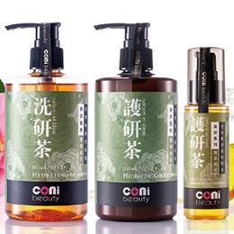 coni beauty 金緻極潤系列(不含矽靈洗護髮)