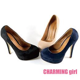 CHARMING girl 絕美高跟鞋