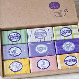 氛享手工皂禮盒