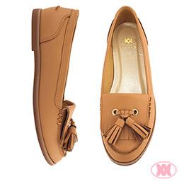 真皮WEMMA女鞋 基本款樂福系列