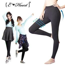 E•Heart 伊心塑身美腿曲線修飾壓力褲