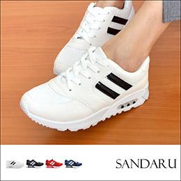 韓妞最愛↗綁帶運動潮鞋