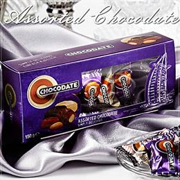 杜拜椰棗巧克力150gX2包