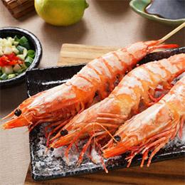 免運費【野生海大蝦】單隻近20公分 600g/10尾/盒