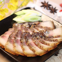 【黃記港式滷味】客家鹹豬肉