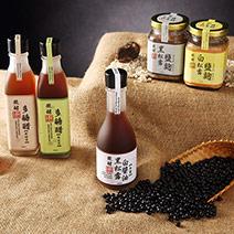 微酵健康廚房(黑松露鹽麴、黑松露白醬油)