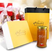 《淳蜜禮盒》進口100%天然純蜂蜜