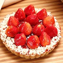 法式手做草莓派6吋