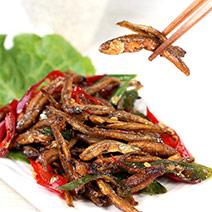 即食小菜 辣炒小魚乾 150g/包
