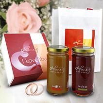 珍愛禮盒 進口頂級天然純蜂蜜