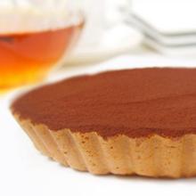 ♚ 回購率NO.1 ♚ 68%生巧克力塔 8吋