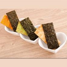 綜合口味海苔脆片6包入