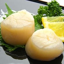 北海道生食級干貝300g/包