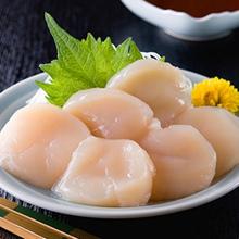 日本北海道生食干貝(10~15顆/500g)★
