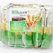 easy bar 海苔味玉米棒(300g)