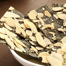 超涮嘴海苔杏仁香脆片