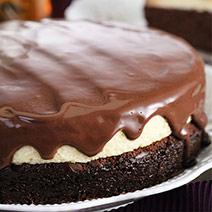 超濃生巧克力布朗尼蛋糕2入