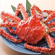 日本北海道帝王蟹腳