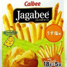 加樂比(Jagabee)薯條先生