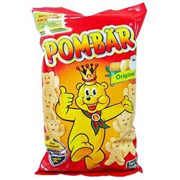 德國進口【Pom Bar】小熊洋芋片-原味