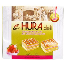 HURADELI三層蛋糕 草莓牛奶