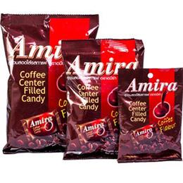 Amira 咖啡夾心糖送金幣