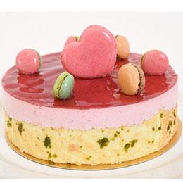 莓果浪漫花園6吋<br>會不會太可愛了點