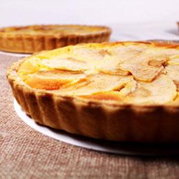 蘋果乳酪派<br>初春幸福x完美比例